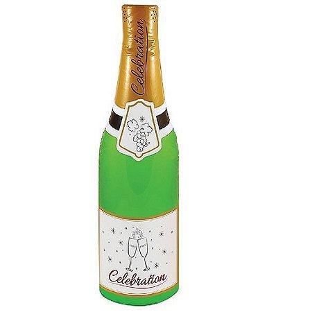 Garrafa Champagne 65cm