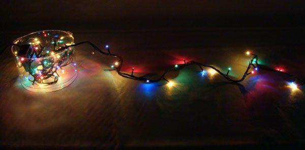 Pisca Pisca Colorido LED 100 Lâmpadas