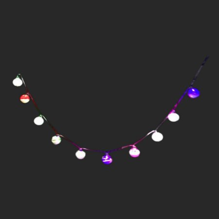Pisca Pisca Colorido Bola C/10 Lâmpadas