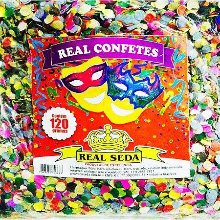 Confete Sortido Para Festa | 25 Pacotes de 120g