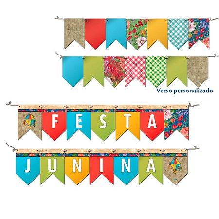 Faixa Decorativa Festa Junina | Festcolor