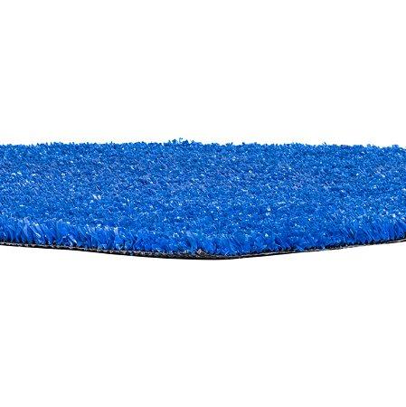 Grama Sintética Colorida 12mm - Azul - 24 Metros Quadrados