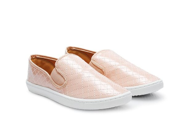SLIPPER BLUSH MATELASSÊ