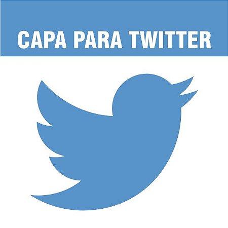 Capa Para Twitter