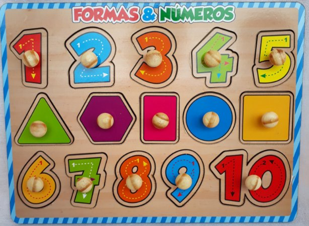 Formas e Números