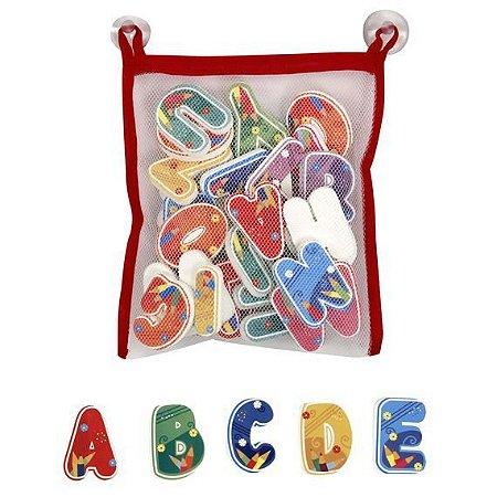 Brinque Banho Alfabeto