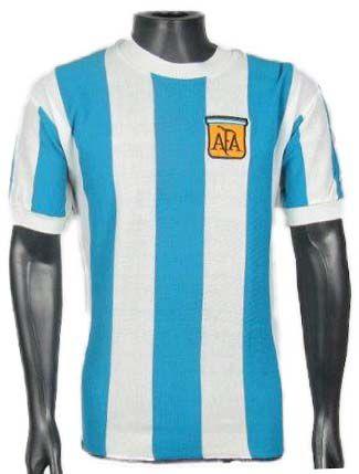 Camisa Retrô Seleção Argentina 1978