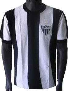 Camisa Retrô Atlético Mineiro 1970