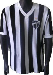 Camisa Retrô Atlético Mineiro 1980