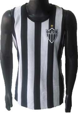 Regata Retrô Atlético Mineiro 1980