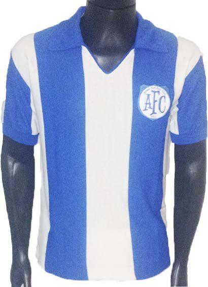 Camisa Retrô Avaí 1956 / 1957