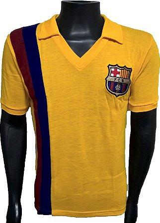 Camisa Retrô Barcelona 1983