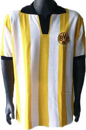 Camisa Retrô Borussia Dortmund 2000