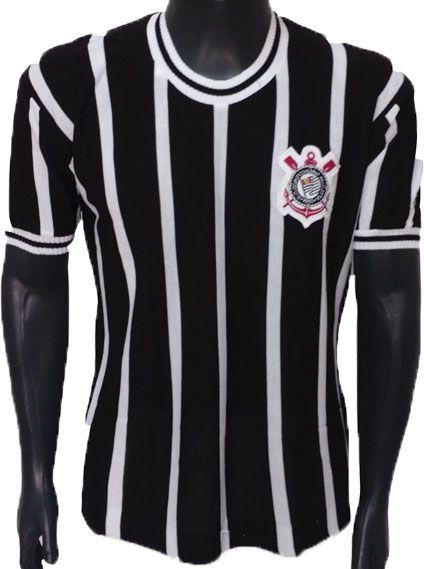 Camisa Retrô Corinthians 1970