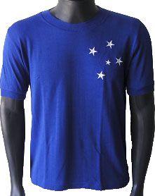 Camisa Retrô Cruzeiro Dirceu Lopes 1966