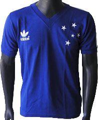 Camisa Retrô Cruzeiro 1987