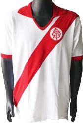 Camisa Retrô Internacional 1953 - 1960
