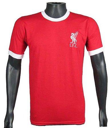 Camisa Retrô Liverpool