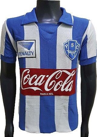Camisa Retrô Paysandu Coca Cola