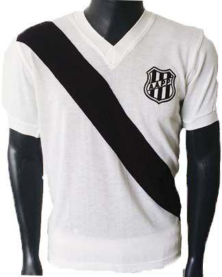 Camisa Retrô Ponte Preta 1944