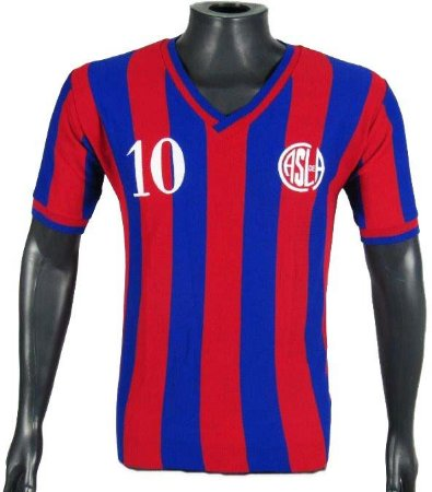 Camisa Retrô San Lorenzo
