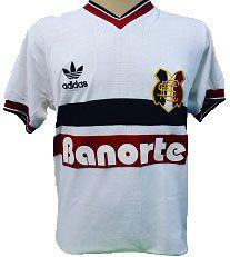 Camisa Retrô Santa Cruz Banorte 1986