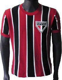 Camisa Retrô São Paulo SPFC 1970