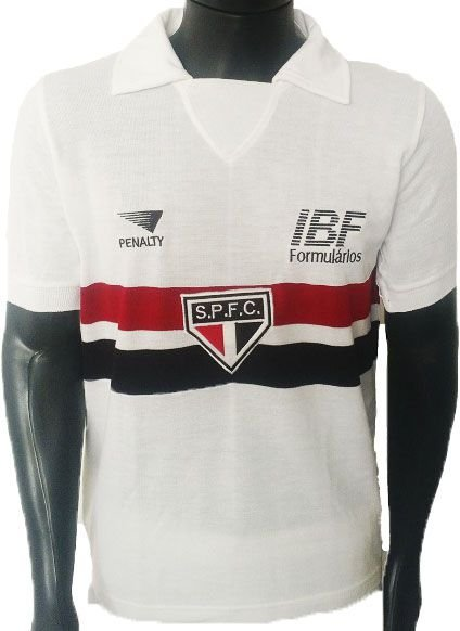Camisa Retrô São Paulo SPFC IBF 1992