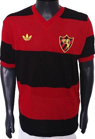 Camisa Retrô Sport Recife 1982