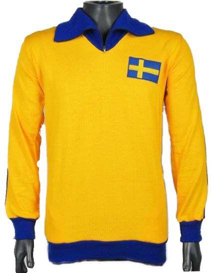 Agasalho / Jaqueta Seleção Sueca Suécia