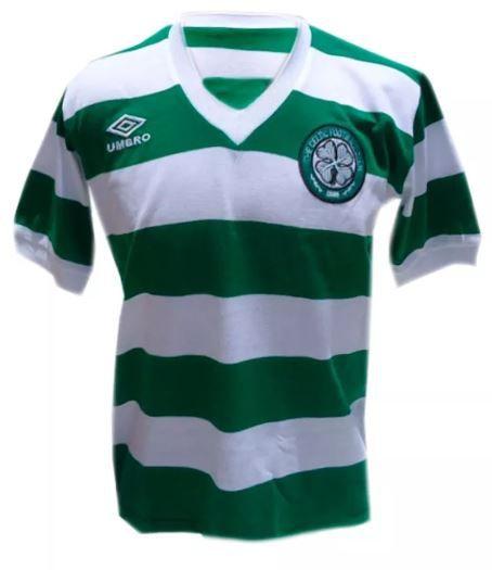 Camisa Retrô Celtic Football Club