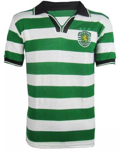 Camisa Retrô Sporting de Portugal