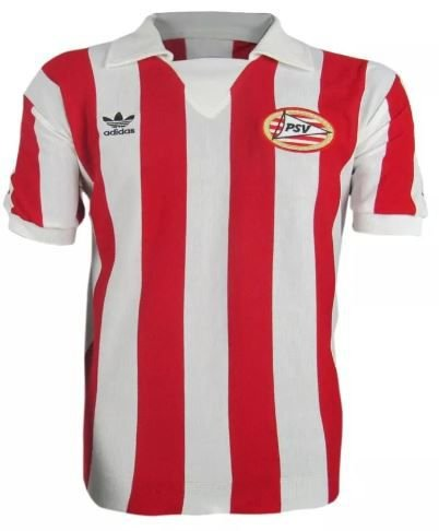 Camisa Retrô PSV Eindhoven da Holanda