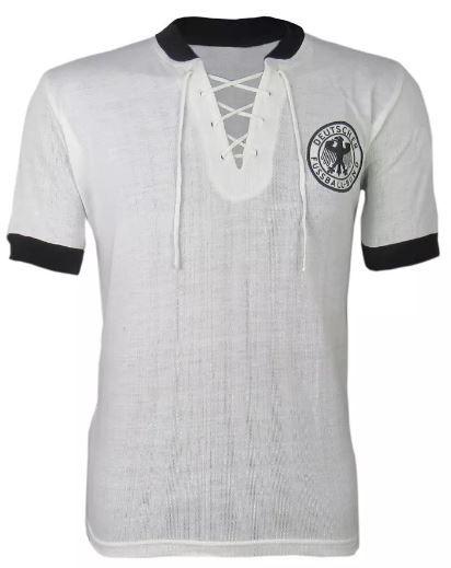 Camisa Retrô Seleção Alemã Alemanha 1954