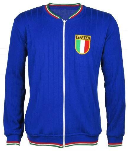 Agasalho / Jaqueta Seleção Italiana Itália Azul