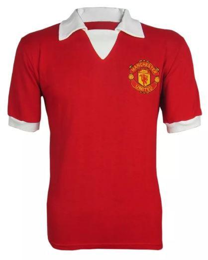 Camisa Retrô Manchester United George Best