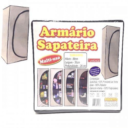 Armário Sapateira Multi Uso Perfetto Ref: 6237