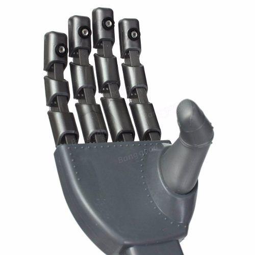 Mão Bionica Braço Robô Mecanica Brinquedo - Well Kids