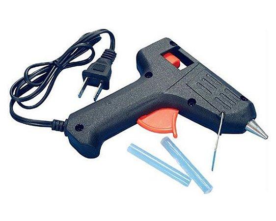 Pistola Cola Quente 10w 127/220v Blister
