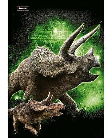 Caderno Brochurão Jurassic Park 3  New