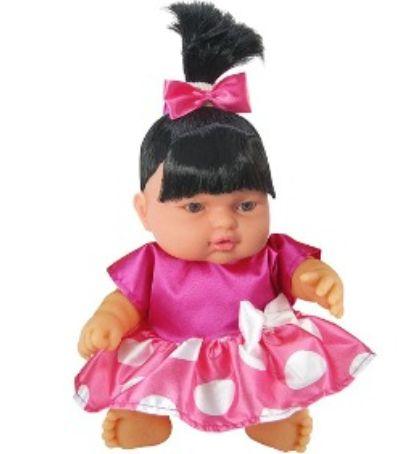 Boneca Fantasia Baby Gatinha New