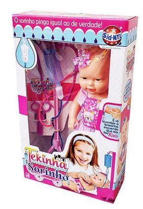 Boneca Tekinha Sorinho33 New