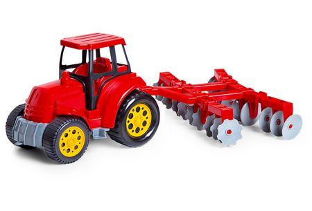 Trator Agromax Arado Brinquedo New