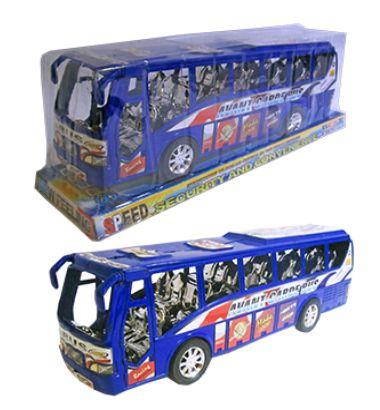 Ônibus Fricção Avant Garde Bus Carrinho 37 Cm - 129039