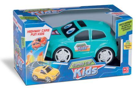 Carrinho Samba Car Kids 15 Cm - 122193