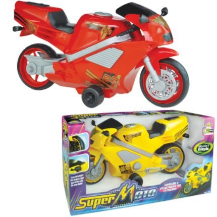 Super Moto 360 Sport Movida a Fricção - 22160