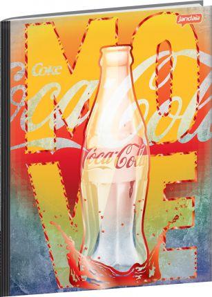 Caderno Universitário Coca Cola 2 - 96 fls.  New