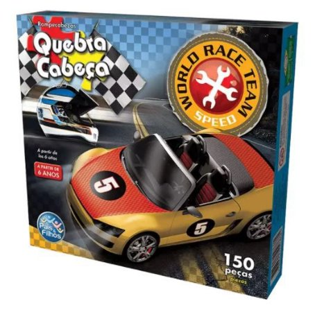 Quebra Cabeça Race New