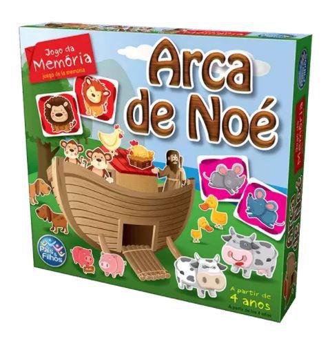 Jogo da Memória Arca de Noé New