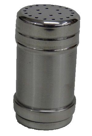 Saleiro / Pimenteiro Metal 8 Cm Luxo